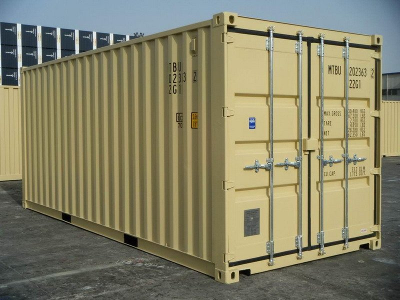 Fabrication Site Container Sales Shipping Containers